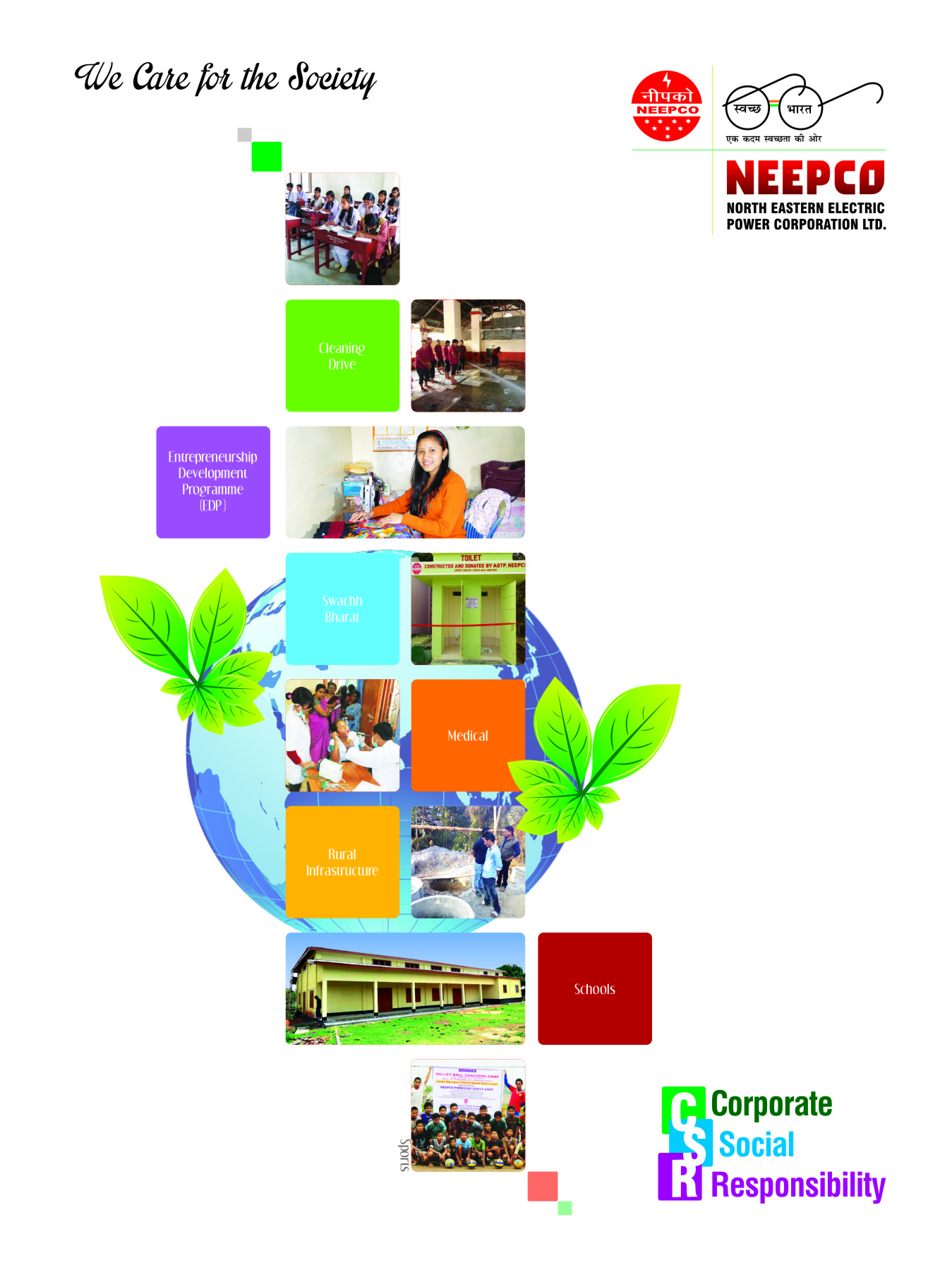 Our Approach - Committed Sustainable responsible2